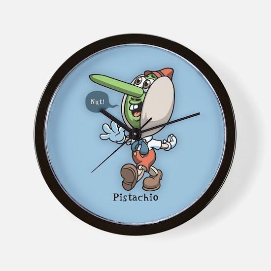 Pistachio Wall Clock