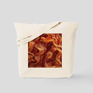 bacon standard Tote Bag