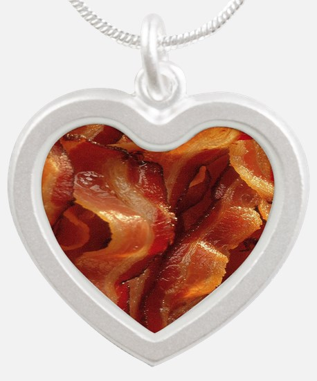 bacon standard Necklaces