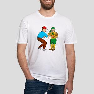 Kids Football Coach T-Shirt