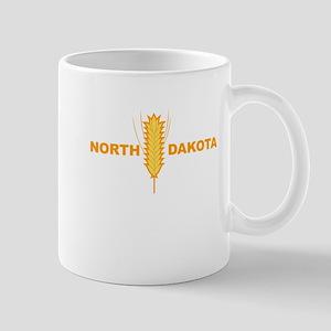 North Dakota Wheat Mugs