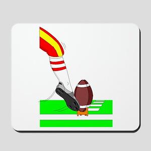 Football Kickoff Mousepad