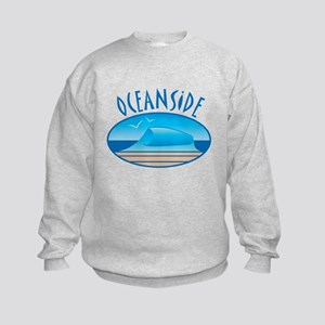 Oceanside California Sweatshirt