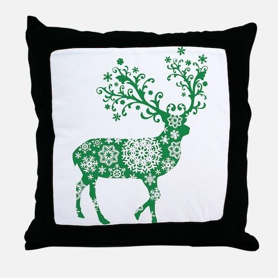 Unique Seasonal holidays Throw Pillow