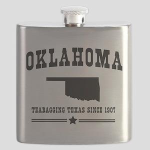 Oklahoma Teabagging Texas since Flask