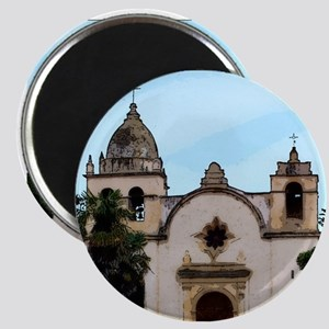 California Mission Magnets