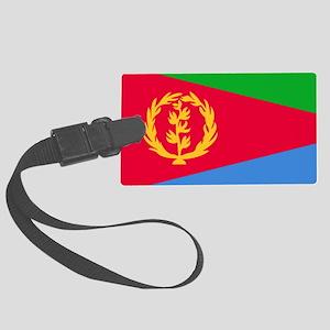 Flag of Eritrea Luggage Tag