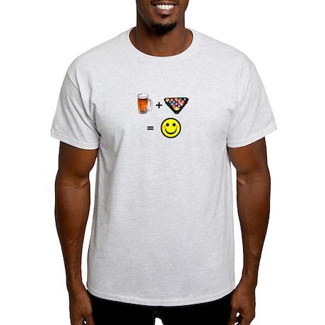 Beer + Pool Light T-Shirt