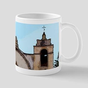 California Mission Mugs
