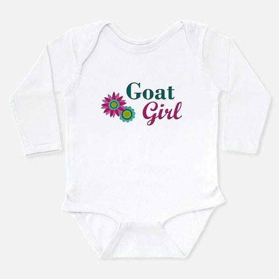 Goat Girl w flower.psd Body Suit