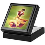 Flamenco Dancer Keepsake Box