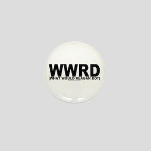 WWRD? Mini Button