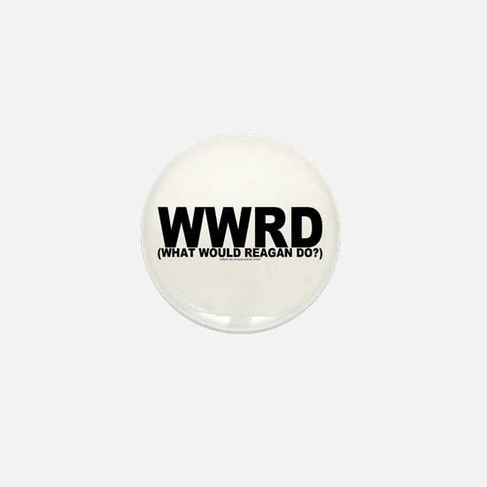 WWRD? Mini Button