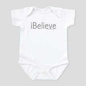 iBelieve Infant Bodysuit