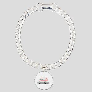 EMT Ambulance Bracelet