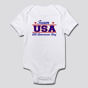 All American Boy Baby/Toddler bodysuits