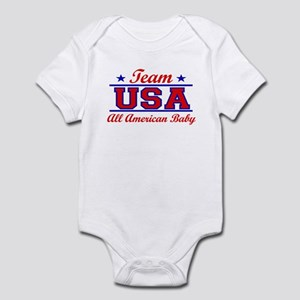 All American Baby Baby/Toddler bodysuits