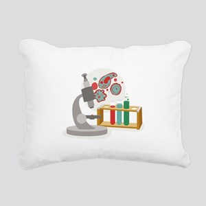 Biology Science Rectangular Canvas Pillow