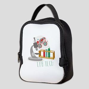 Lab Tech Neoprene Lunch Bag