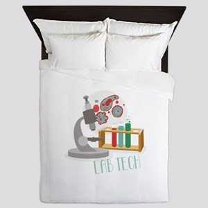 Lab Tech Queen Duvet