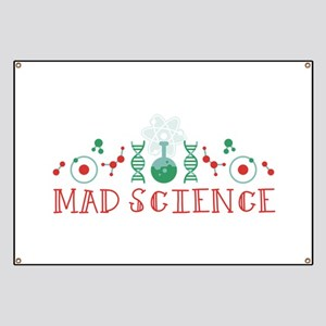 Mad Science Banner