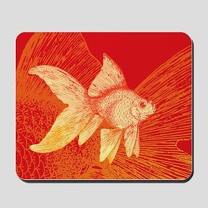 Goldfish Mousepad
