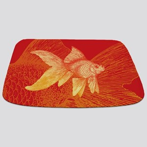 Goldfish Bathmat