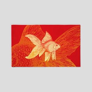 Goldfish 3'x5' Area Rug