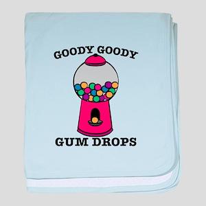 Goody Goody Gum Drops baby blanket
