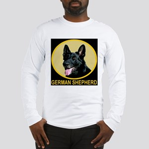 German Shepherd Golden Medal Long Sleeve T-Shirt