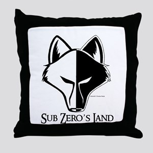 SZL Throw Pillow
