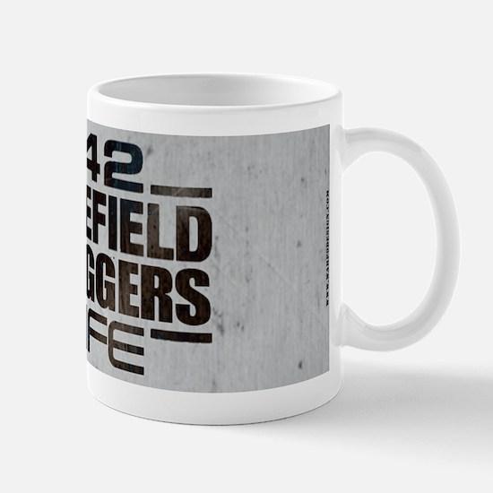 2142 Battlefield Teabaggers 4 LIFE Mug