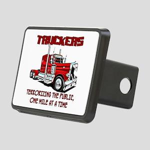 Truckers-Terrorizing The Rectangular Hitch Cover