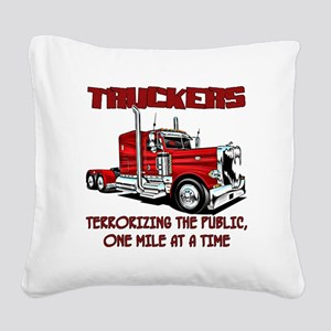 TRUCKERS-TERRORIZING THE PUBLIC, ONE MILE AT A TIM