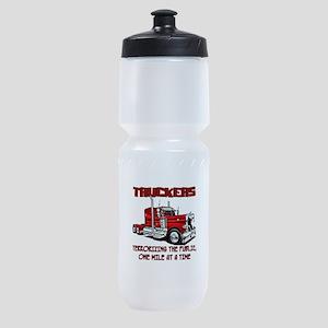 Truckers-Terrorizing The Public, One Sports Bottle