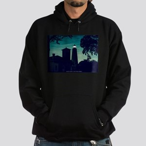 Sandy Hook Light. Hoodie (dark)
