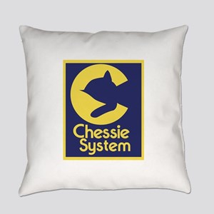 Chessie System Everyday Pillow