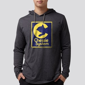 Chessie System Long Sleeve T-Shirt