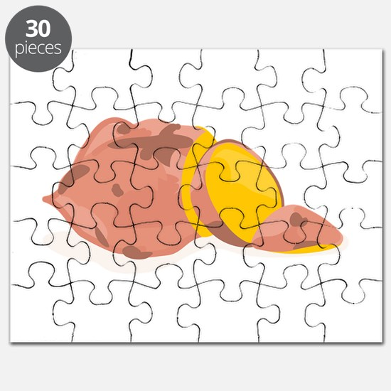 Yam Vegetable Puzzle