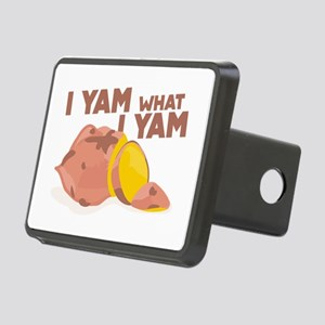What I Yam Hitch Cover