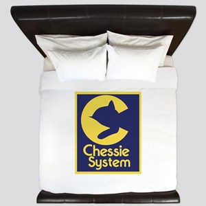 Chessie System King Duvet