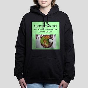 undertaker Women's Hooded Sweatshirt