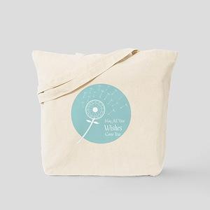 Wishes Come True Tote Bag