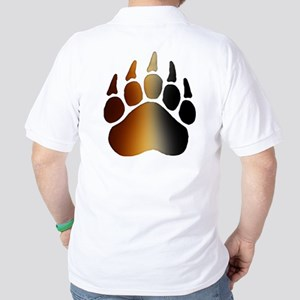 BEAR Paw 2 - Golf Shirt