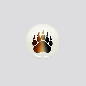 BEAR Paw 2 - Mini Button