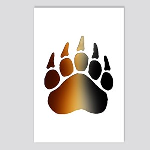 BEAR Paw 2 - Postcards (Package of 8)