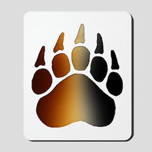 BEAR Paw 2 - Mousepad
