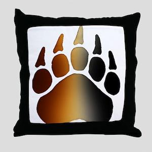 BEAR Paw 2 - Throw Pillow