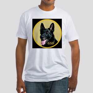 GSD Style 2 Fitted T-Shirt