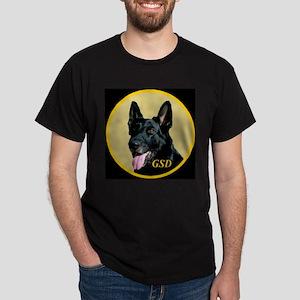 GSD Style 2 Dark T-Shirt